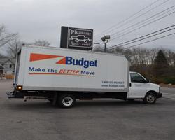 Budget Truck Rentals In Attleboro Ma Pleasant Auto Center